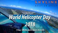 World Helicopter Day Newcastle Beaches Flight