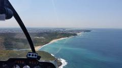 45 Minute Central Coast Helicopter Flight