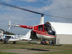 R22 Helicopter Trial Flight Gift Certificate