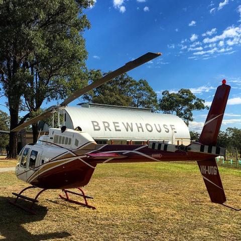 Ironbark Brewhouse Lunch & Beer