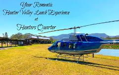 Hunter Valley Dining Experience at Hunters Quarter