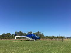 Margan Estate Helicopter Wine & Lunch Tour