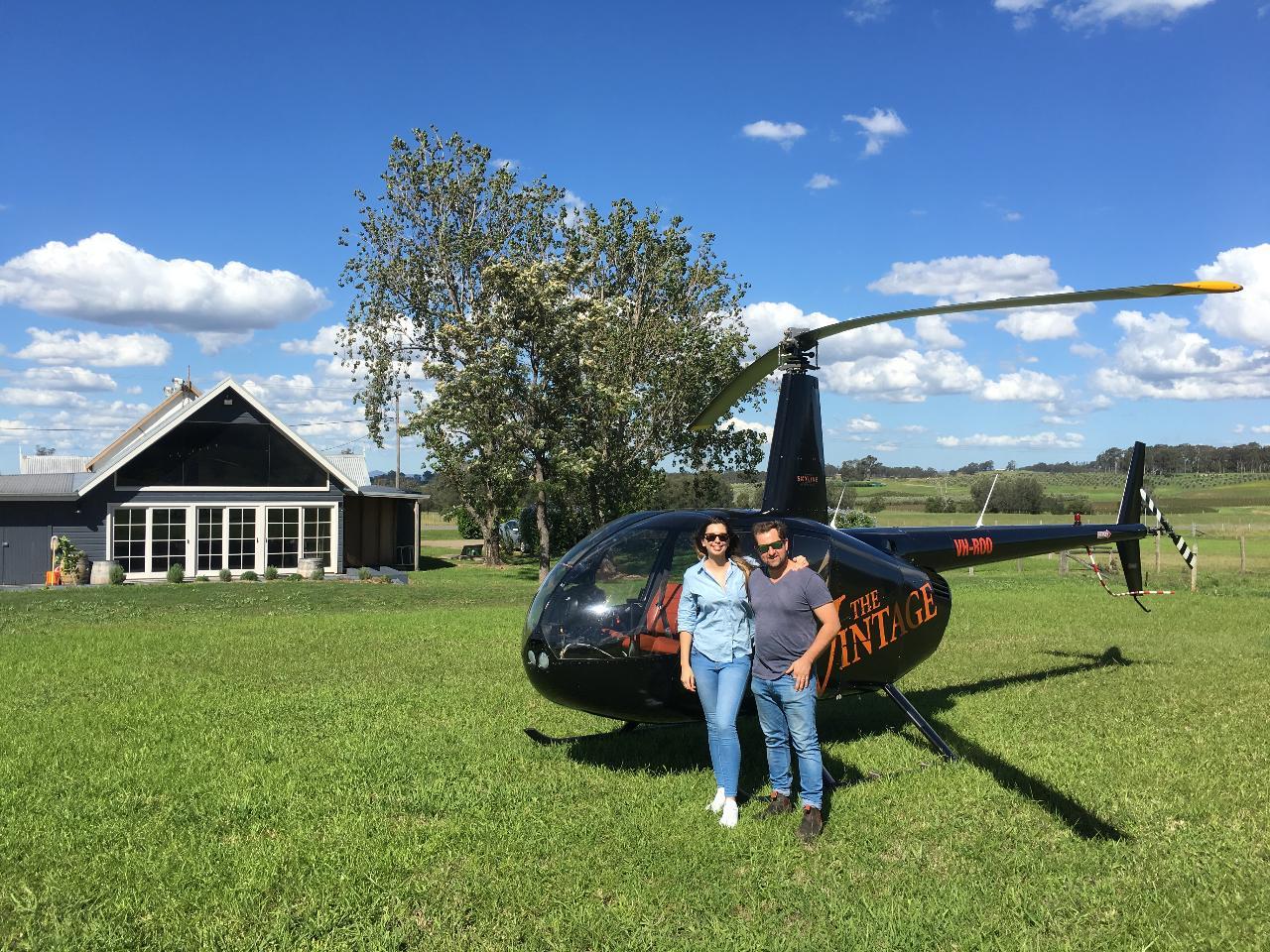 Hunter Valley Wine & Salumi Experience