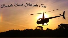 Lake Macquarie Sunset Helicopter Flight