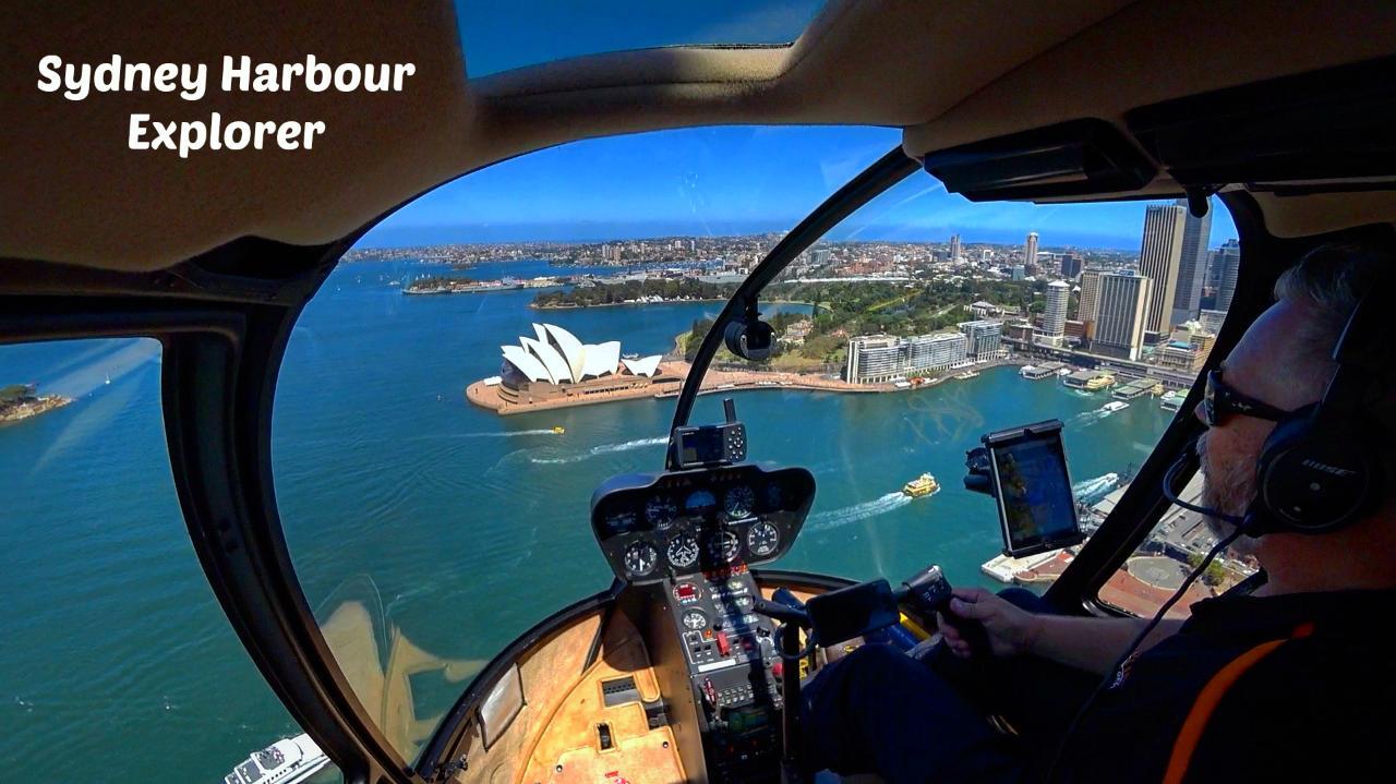 Sydney Harbour Explorer