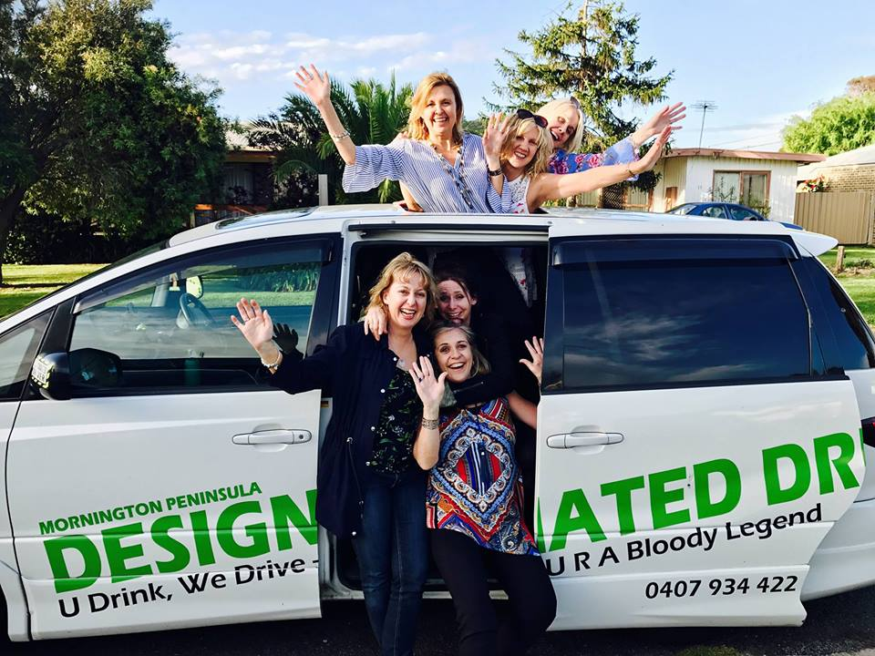 Mornington Peninsula Region - DIY Bus and Driver hire
