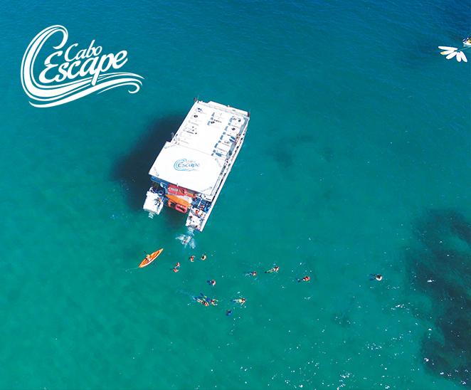 Cabo Escape Snorkel Breakfast Cruise