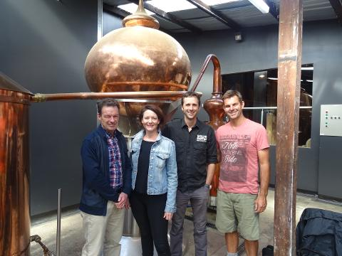 SOLD OUT Foundations of Distilling - 9 November 2017