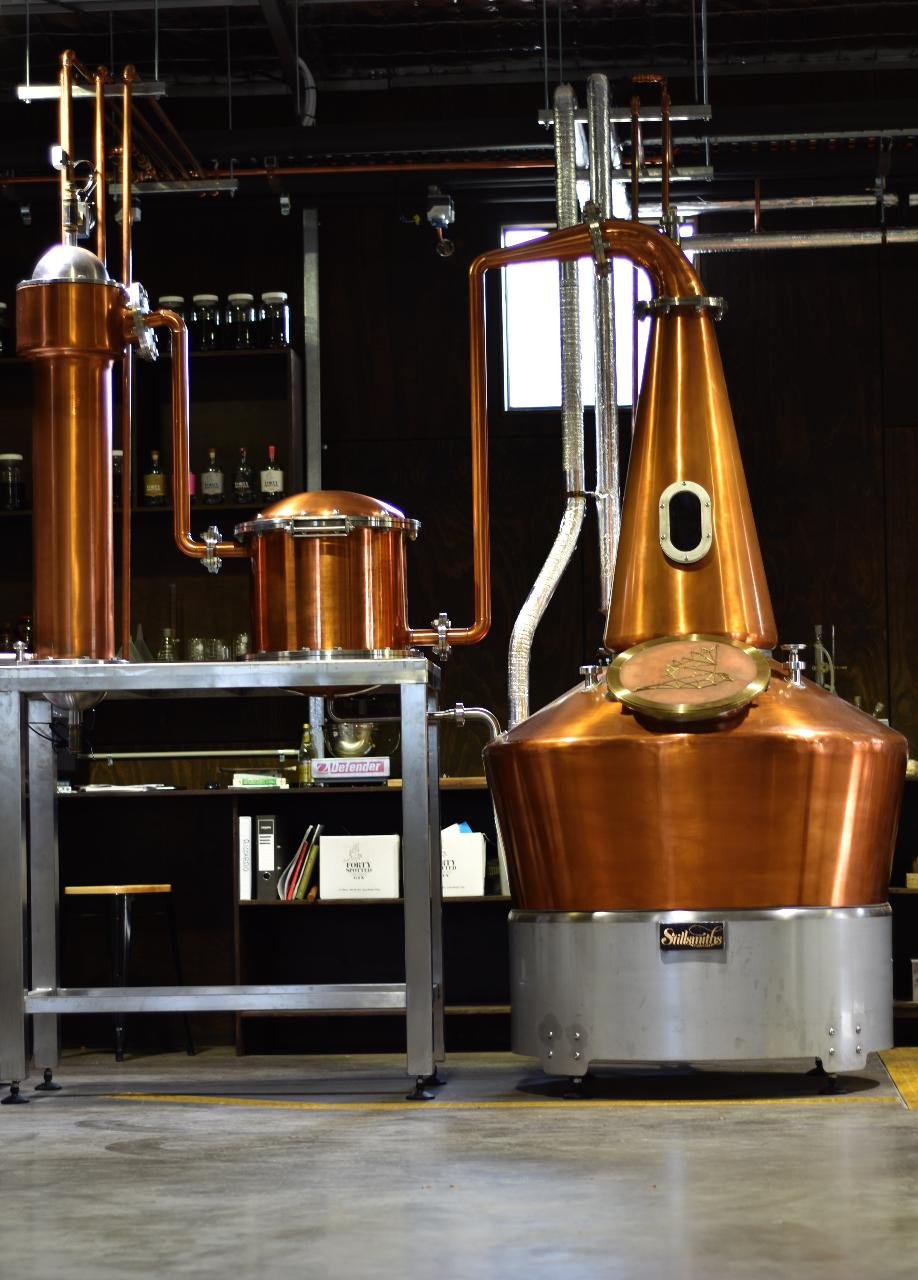 Foundations of Distilling @ Lark - Friday 16 November