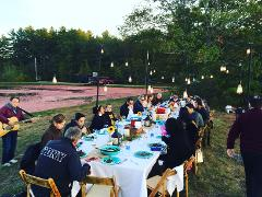 Cranberry Harvest Dinner