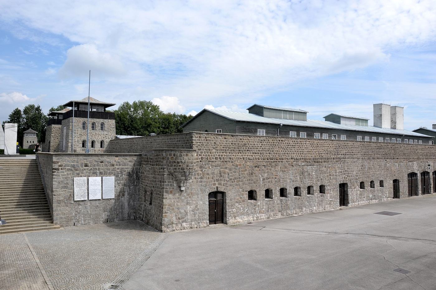 Mauthausen Concentration Camp Memorial Day-Trip from