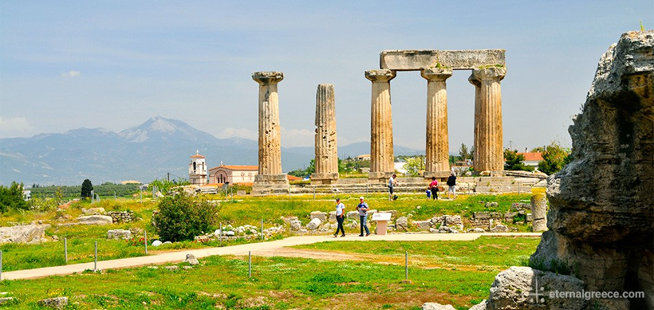 Archaeological Treasures of Athens, Argolid and Corinthia