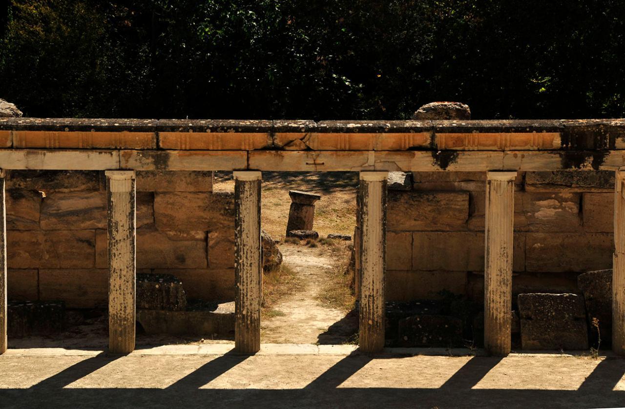 Archaeology in Eastern Attica for foodies – Amphiareion and Rhamnous