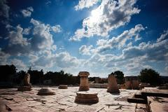 Ancient Eleusis, Aegosthena and Porto Germeno: same-day private tour