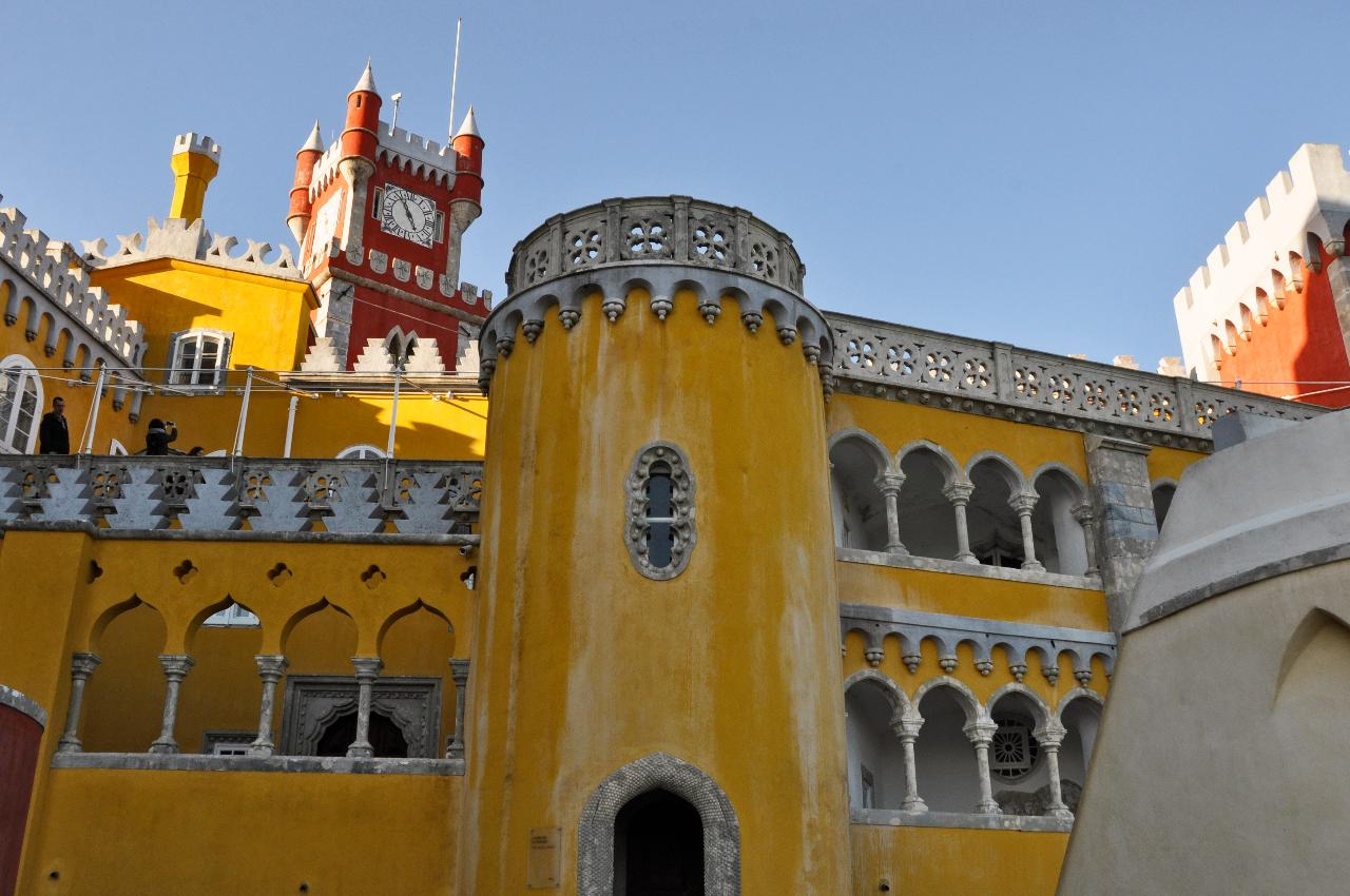 SINTRA FULL DAY TOUR (WITH REGALEIRA PALACE)