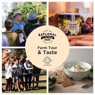 Eat Local Week - Farm Tour & Taste
