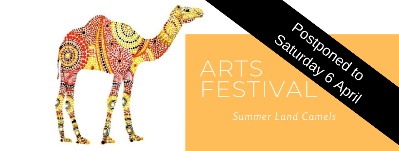 Summer Land Camels Arts Festival