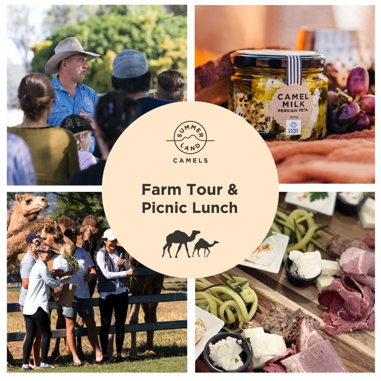 Farm Tour & Picnic Lunch