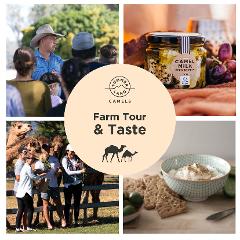 Farm Tour & Taste