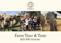 Gift Card - Farm Tour & Taste