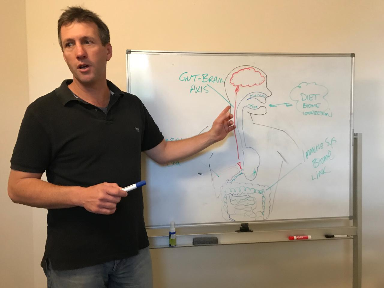 "Health Seminar:  ""Your Gut - Your Brain - Your Immune System – Your Diet"""