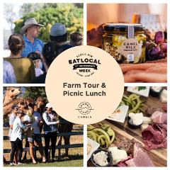 Eat Local Week - Farm Tour & Picnic Lunch