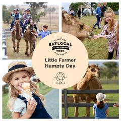 Eat Local Week - Little Farmer Humpty Day