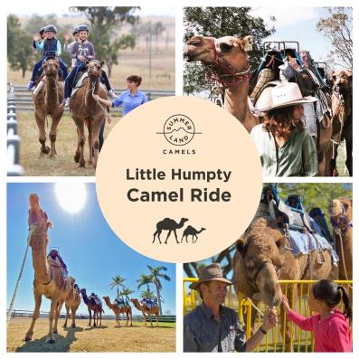 Little Humpty Kids' Camel Ride