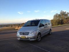Private Hunter Valley Charter - 7 seats in Luxury Mercedes Benz Coach from Sydney