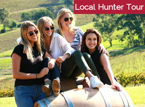 Full Day Tour from the Hunter Valley: Cessnock, Central Pokolbin & Lovedale