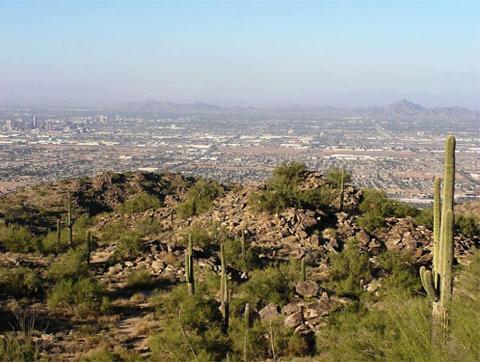 Phoenix City Highlights - Half Day Tour