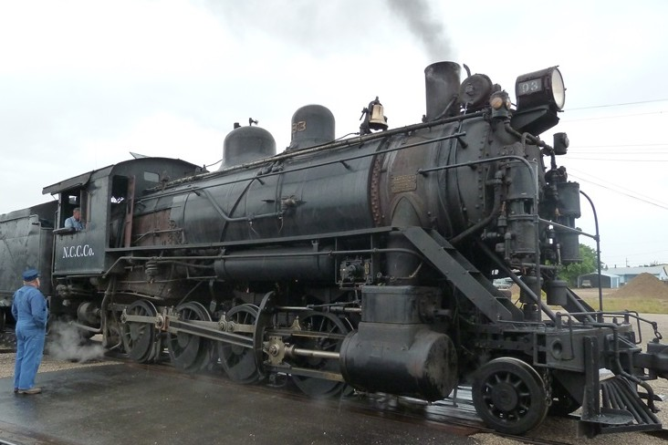 Ultimate Railfan Experience - Be the Engineer!