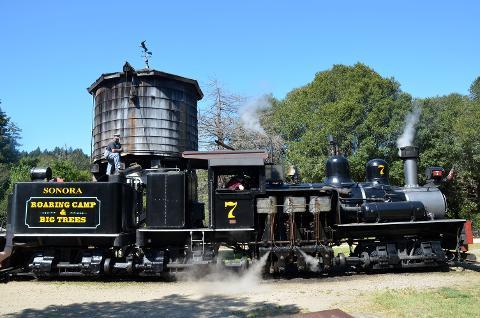 California RailFan Tour
