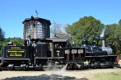 California RailFan Tour