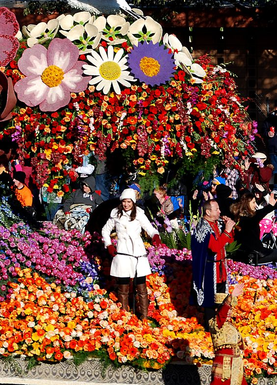 Tournament of Roses Parade - Grand Tour