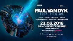 Partybus na Paul van Dyk 23.3.2018
