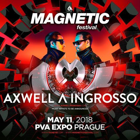 Magnetic Festival 11.5.2018