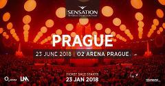 Partybus na Sensation 23.6.2018
