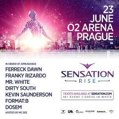 Sensation 23.6.2018 | vstupenky