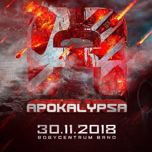 Partybus na Apokalypsa 30.11.2018