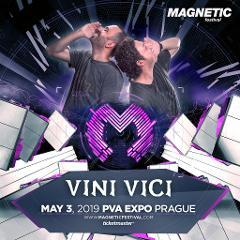 Partybus na Magnetic Festival 3.5.2019