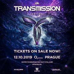 Partybus na Transmission 12.10.2019