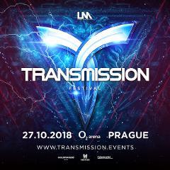 Transmission 27.10.2018 | vstupenky