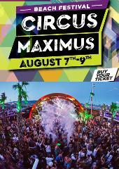 Circus Maximus festival 7.-9.8.2017