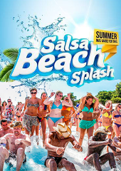 Salsa Beach Splash Festival 2017