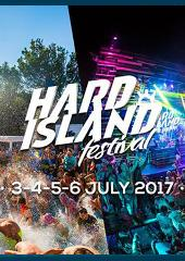 Hard Island festival 3.-6.7.2017