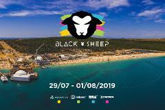 Black Sheep Festival 2019   vstupenky