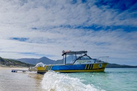 Aqua Taxi