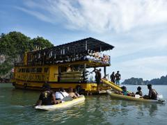 Eco Nature Kayaking in Phang Nga bay (include James Bond island stop) NOT a self-paddle tour