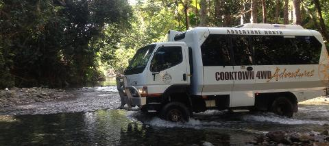 1 Day Cooktown 4WD Adventure -TEQ Special